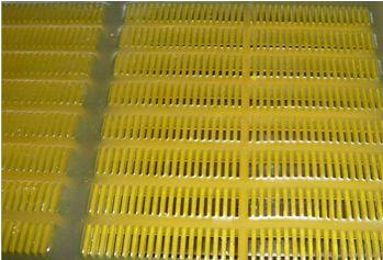 条形聚氨酯筛网